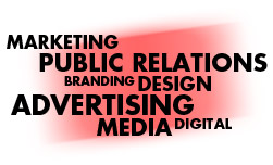 Media, Public Relations, Design, Marketing, Digital